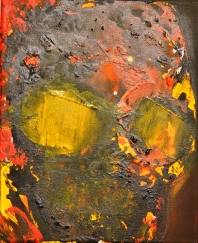 Vanitas III Huile sur toile 27 x 22 cm
