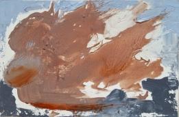 L'envol-3 Huile sur toile 41 x 27 cm
